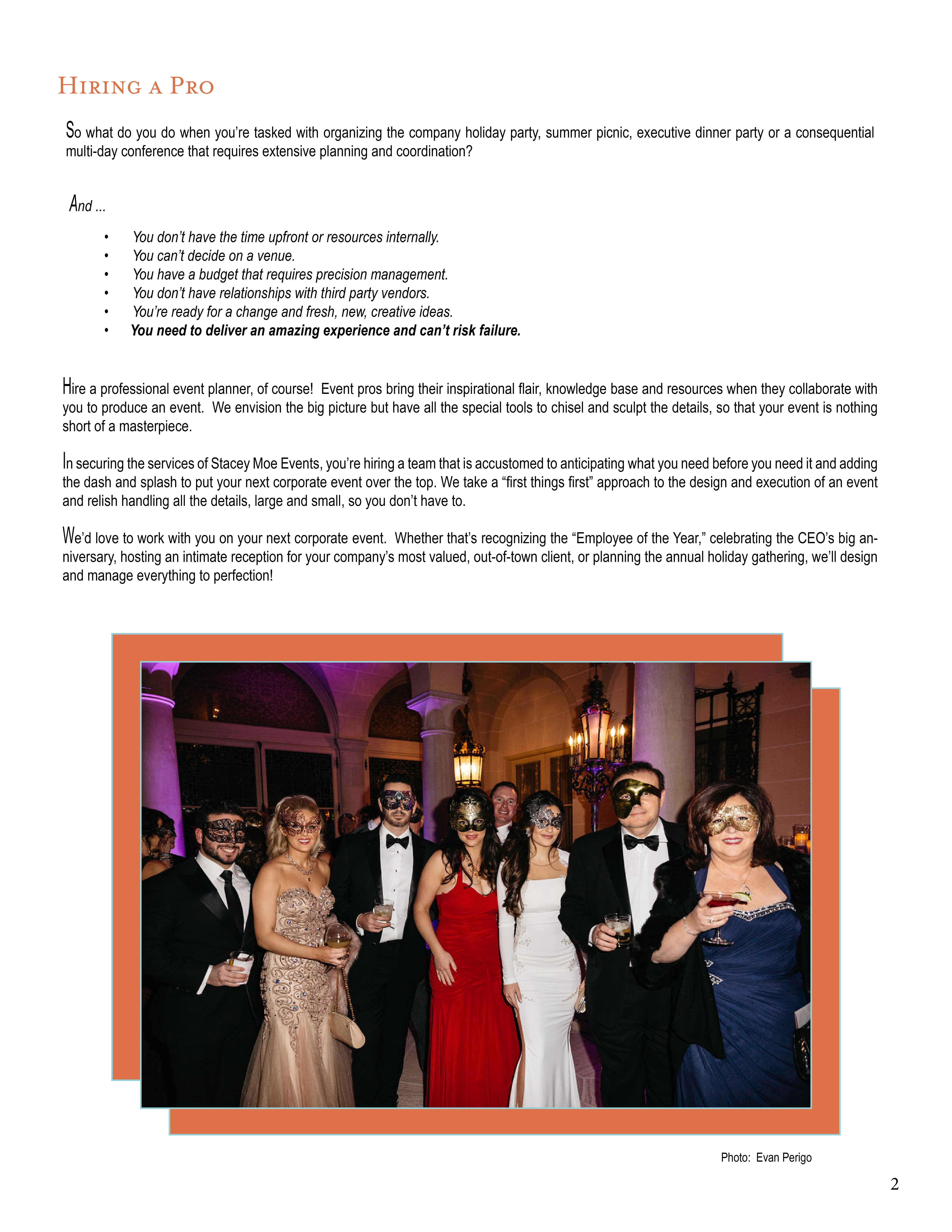 Stacey Moe Events Corporate Brochure2