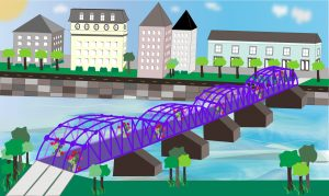 The Purple Bridge